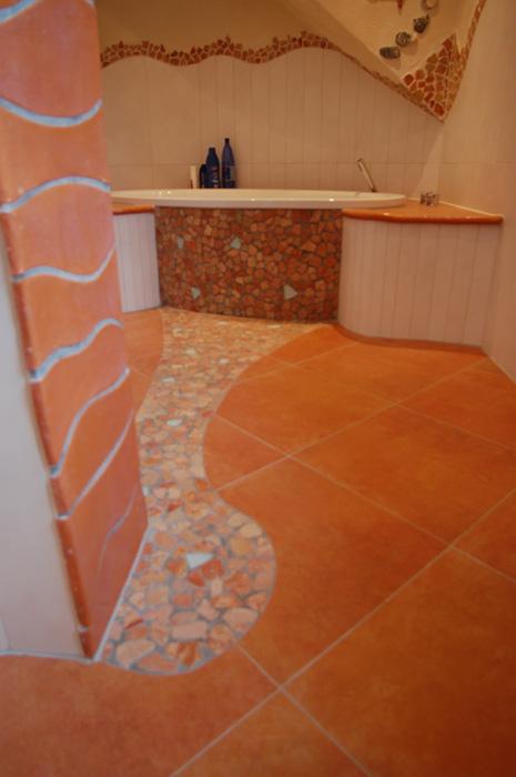 Mediterranes Badezimmer badezimmer mediterran design